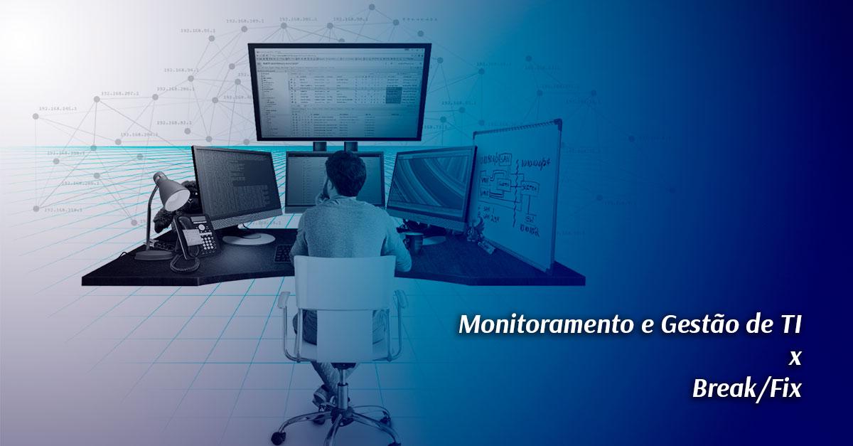 Monitoramento e Gestão de TI